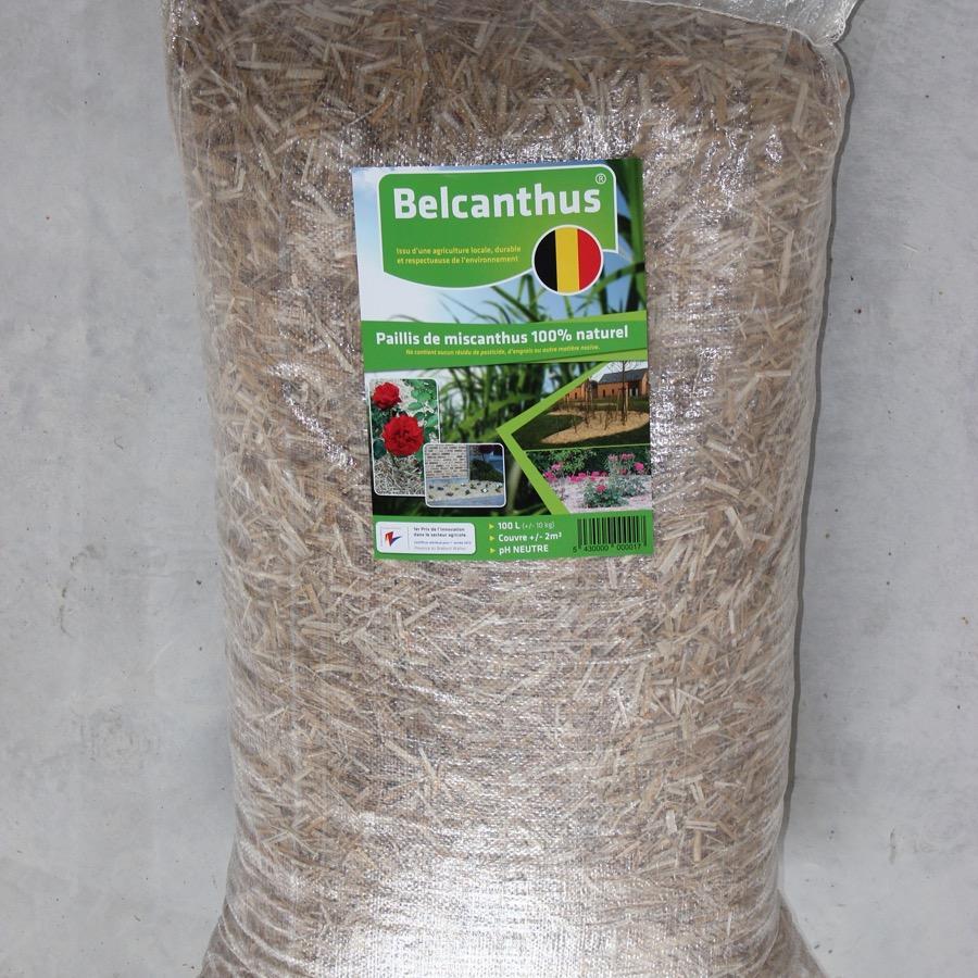 Paillis de Miscanthus - Belcanthus