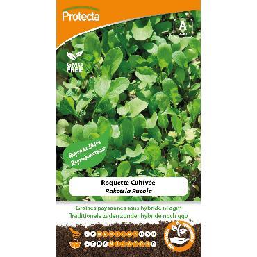 Protecta - Graines paysannes Roquette Cultivée