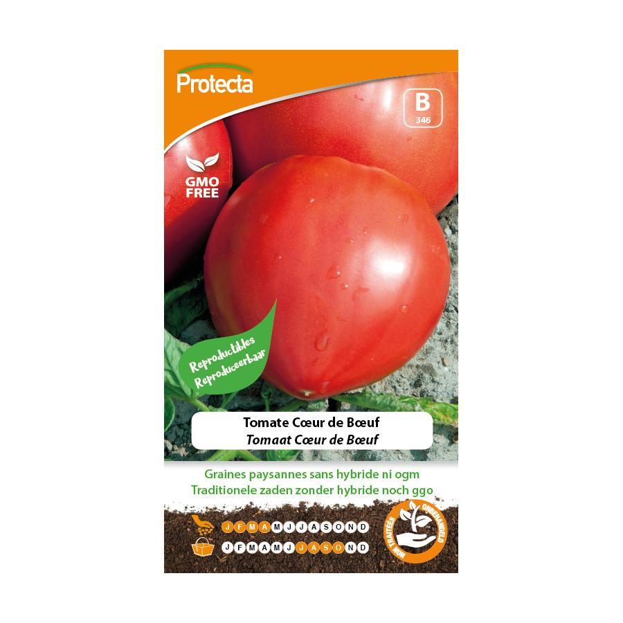 Protecta - Graines paysannes Tomate Cœur De Bœuf