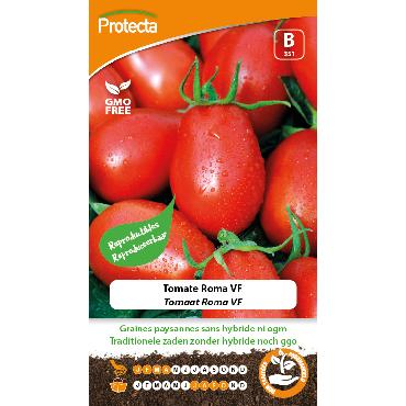 Protecta - Graines paysannes Tomate Roma VF