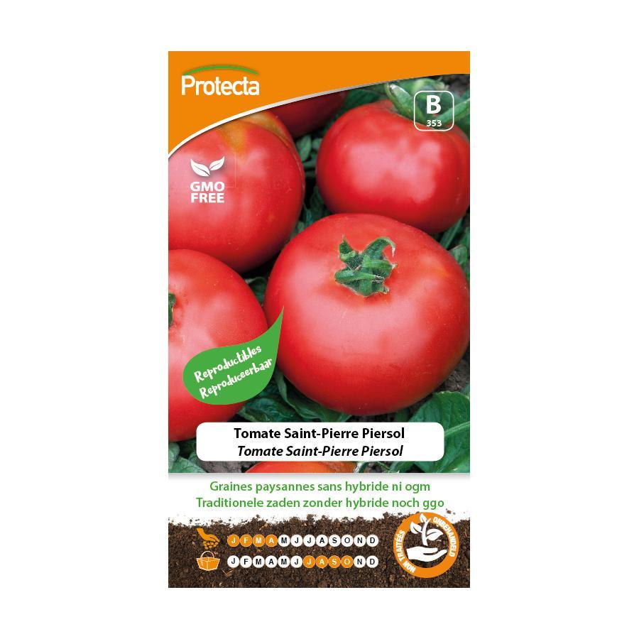 Protecta - Graines paysannes Tomate Saint-Pierre Piersol