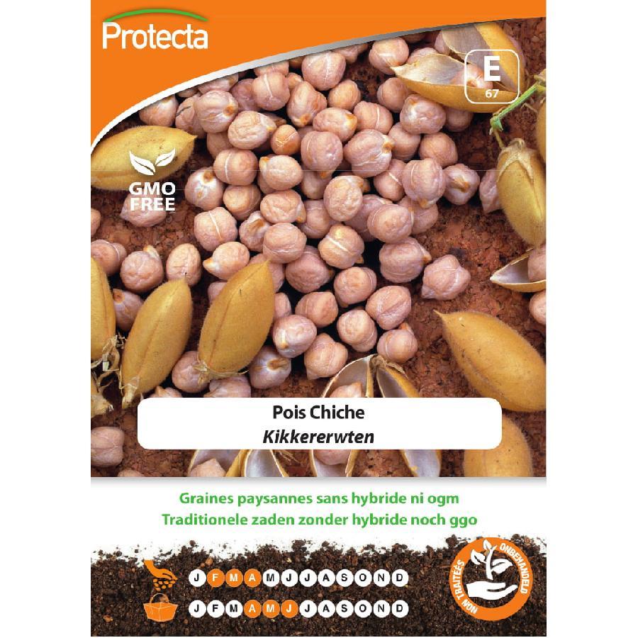 Protecta - Graines paysannes Pois Chiche