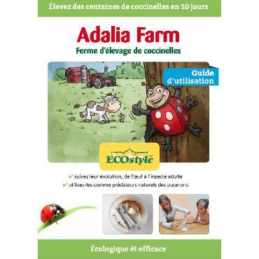 Ferme d'élevage de coccinelles ECOstyle