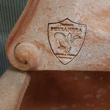 Fontaine Tête de Lion en Terre Cuite d'Impruneta