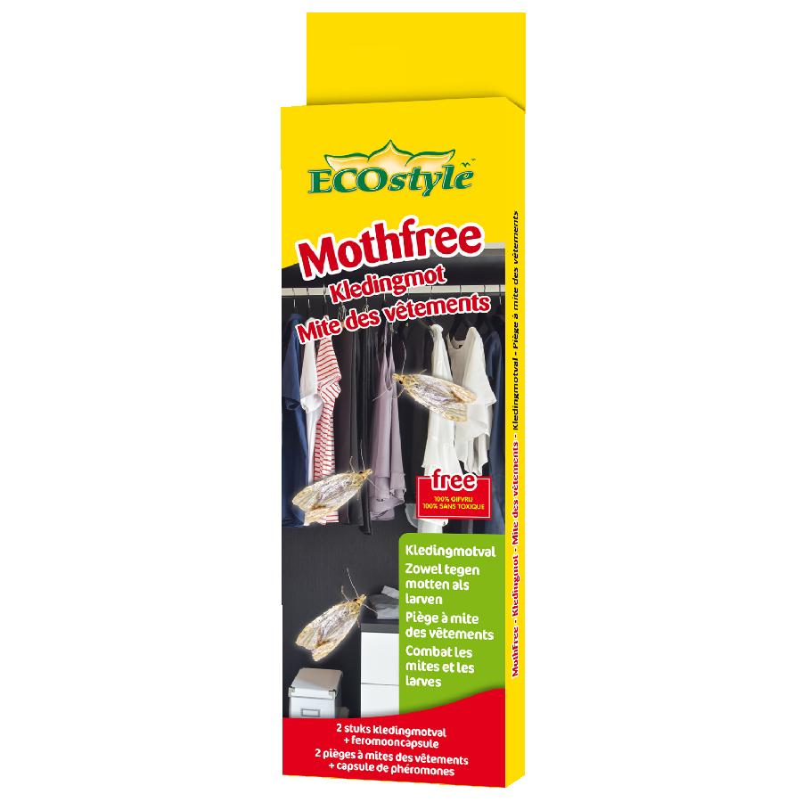 Mite free - Moth free