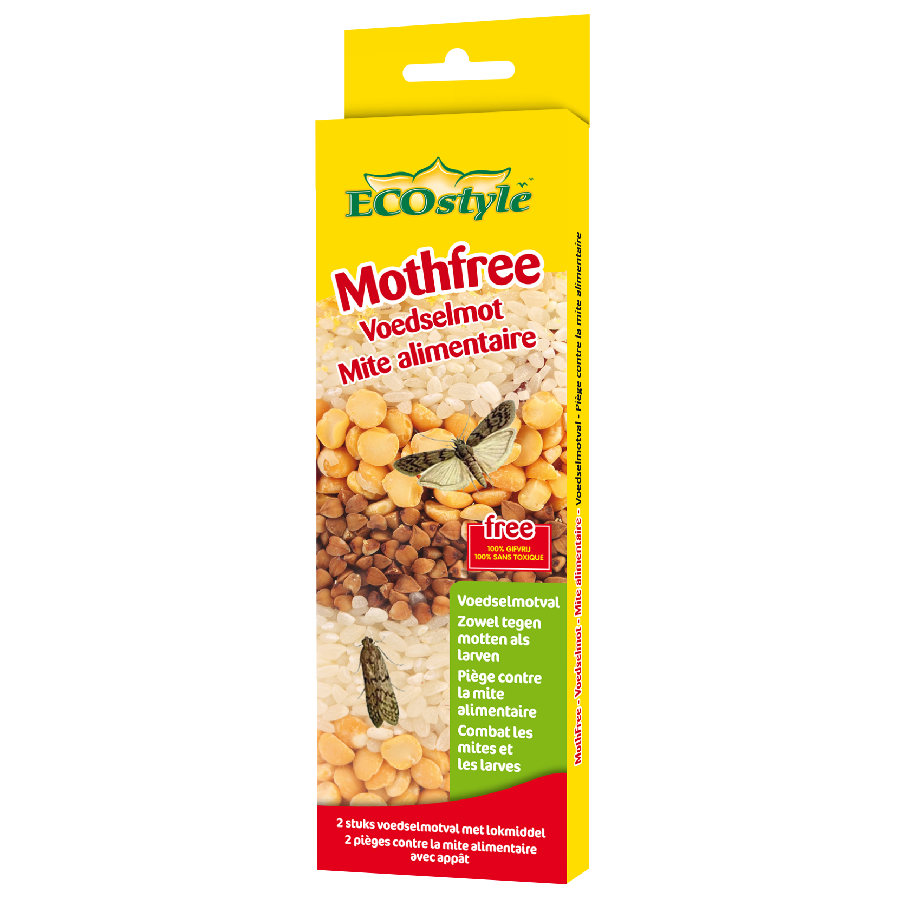 Mite free alimentaire - Moth free alimentaire