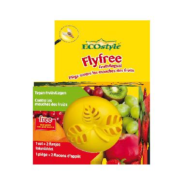 Fly free - plus de mouches à fruits