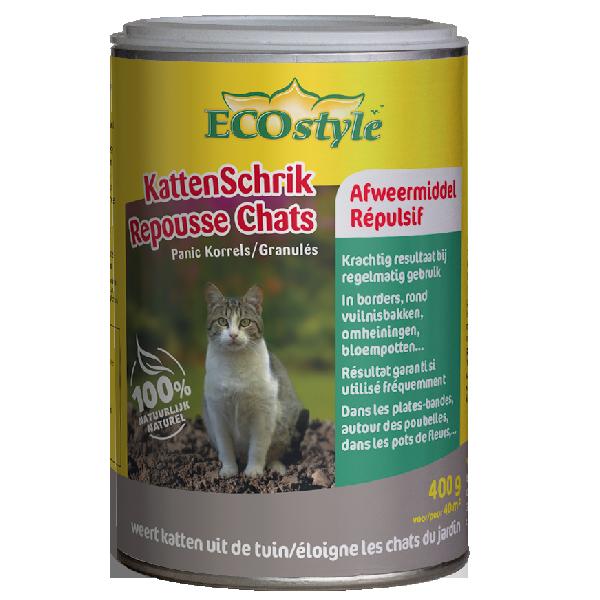 Repousse chats granulés ECOstyle 400g