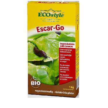 Escar-Go® Granulés Anti Limaces ECOstyle 1Kg