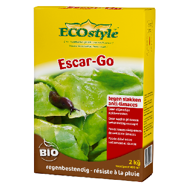 Escar-Go® Granulés Anti Limaces ECOstyle 2Kg