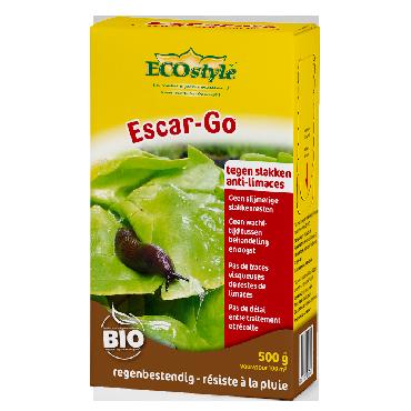 Escar-Go® Granulés Anti Limaces ECOstyle 500g