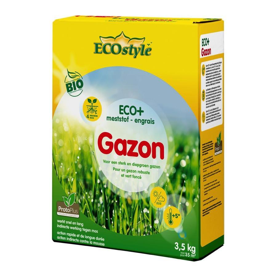 Engrais Gazon ECO+ ECOstyle 3,5 kg