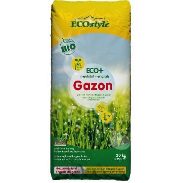Engrais Gazon ECO+ ECOstyle 20 kg