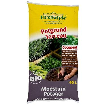 Terreau Cocopeat Potager