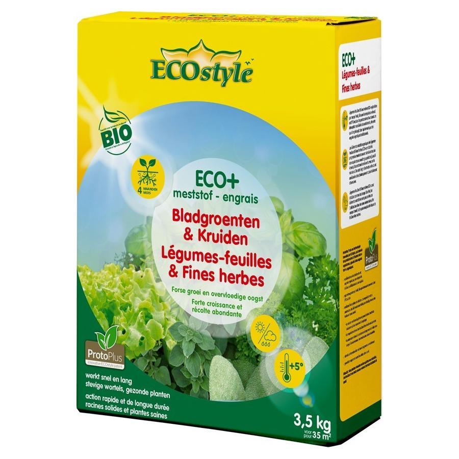 Engrais Légumes-feuilles et Fines herbes ECO+ ECOstyle