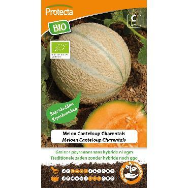 Protecta - Graines paysannes Melon Canteloup Charentais BIO