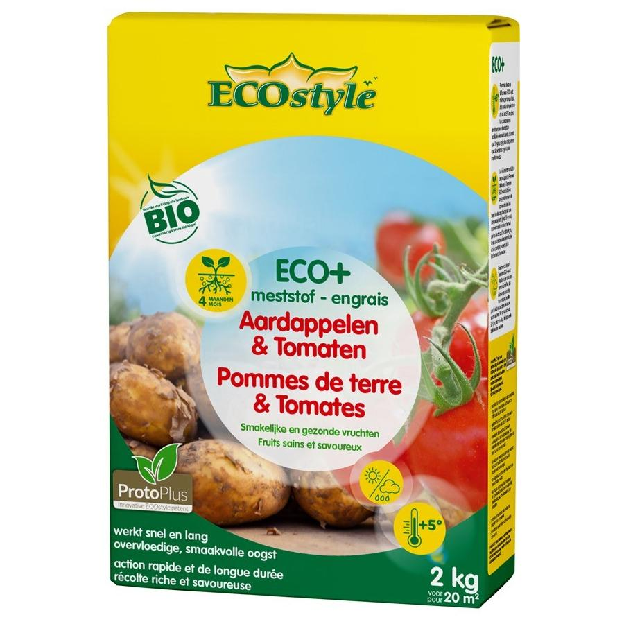 Engrais Pommes de terre et Tomates ECO+ ECOstyle