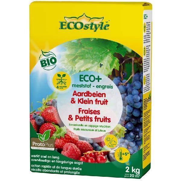 Engrais Fraises et Petits Fruits ECO+ ECOstyle