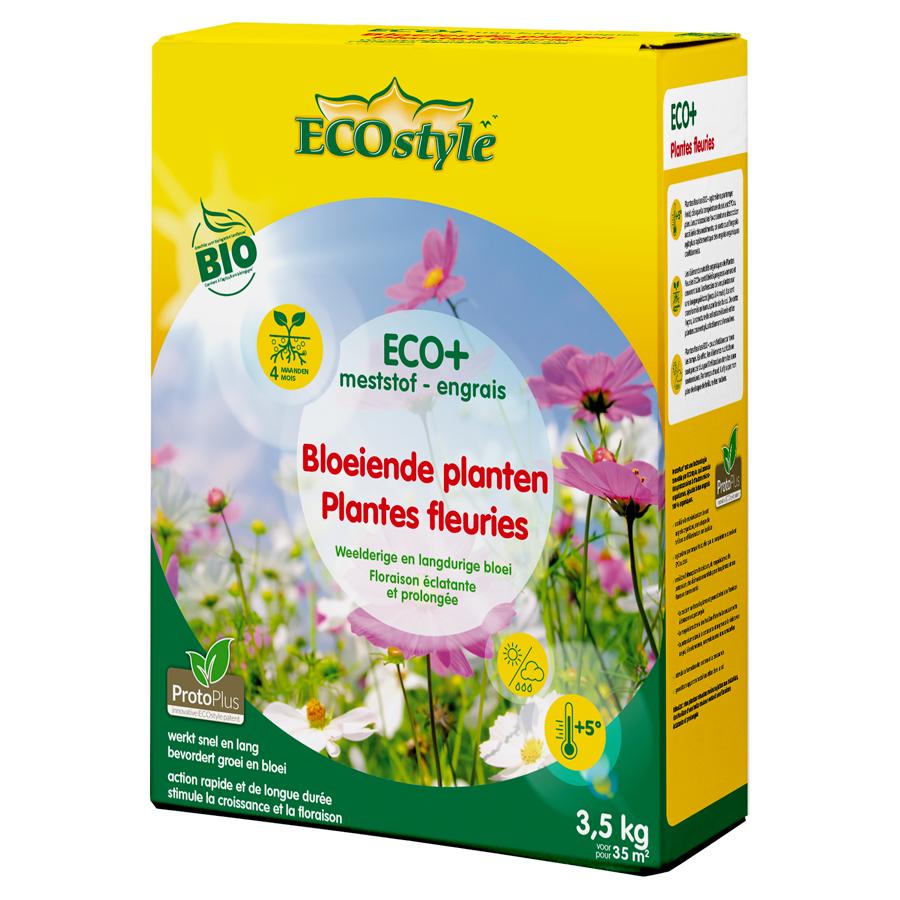 Engrais Plantes fleuries ECO+ ECOstyle