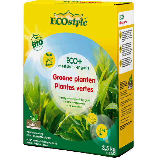Engrais Plantes vertes ECO+ ECOstyle