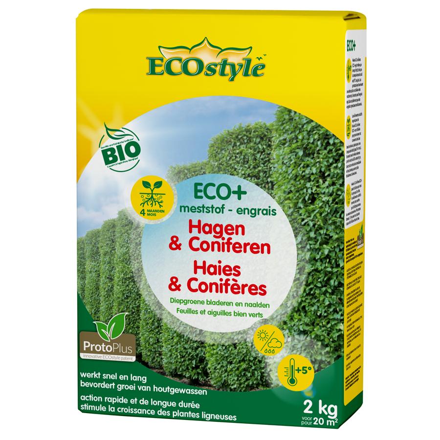 Engrais Haies et Conifères ECO+ ECOstyle
