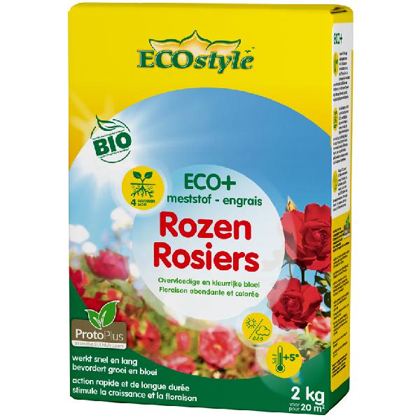 Engrais Rosiers ECO+ ECOstyle