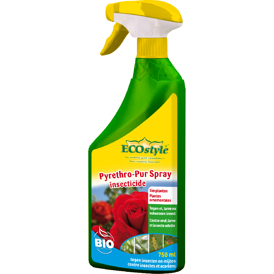 Pyrethro-Pur Spray Insecticide ECOstyle