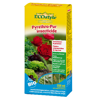 Pyrethro-Pur Insecticide ECOstyle