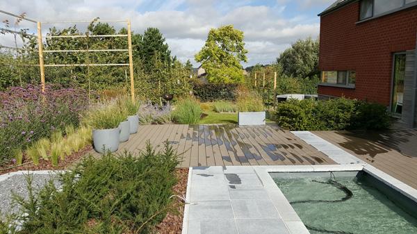 Projet de jardin personnalisé